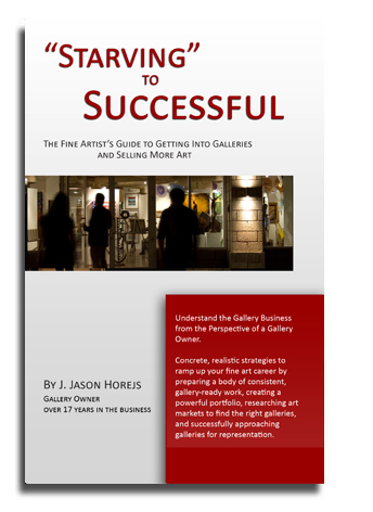 """Starving"" to Successful by Jason Horejs"