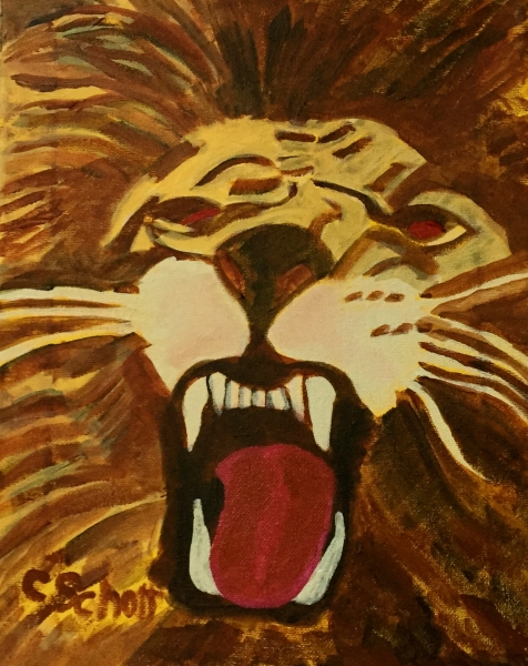 Roar by Christina Schott