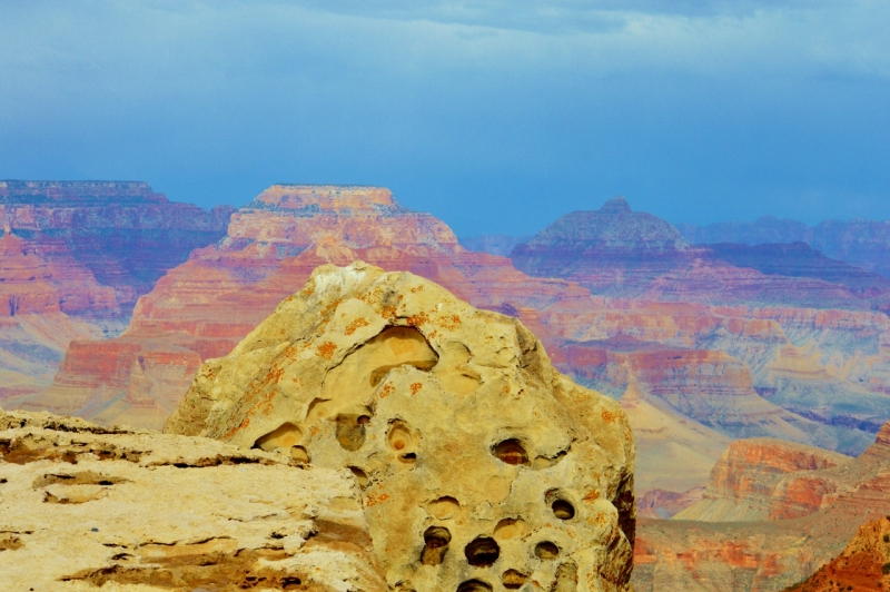 Grand Canyon 1 by Mattie Mallernee