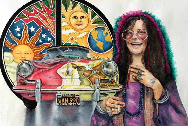 Janis by Don Whitson