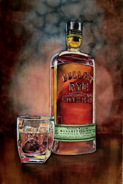 Bulleit by Don Whitson