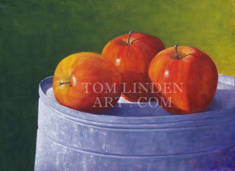 Pail by Comparison by Tom Linden