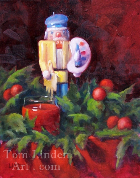 Nutcracker by Tom Linden