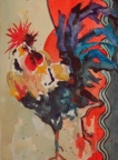 Rooster by Pamela Morgan