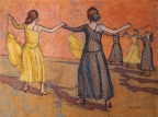 Circle Dance by Nancy Calcutt
