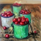 Cherry Time by Olivia Wilder