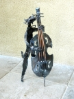 Bassist by Ron Whitacre