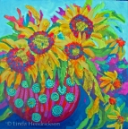 Sunflower Songs by Linda Hendrickson