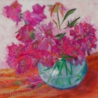 Cut Flowers by Linda Hendrickson