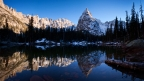 Lone Eagle Peak by Joseph Thomas