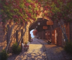 Old Souk of Byblos by Lucy Dickens