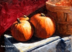 Pumpkins and Gourds by Tom Linden