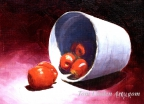 Bucket o' Apples by Tom Linden