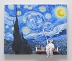 Starry Night (Van Gogh) by Stephen Hansen