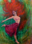 Fire Dance by Nancy Calcutt