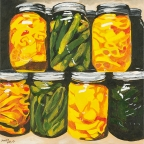 A Peck of Pickled Peppers by Amelia Kay Wall