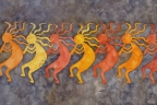 Kokopelli Conga by Jennifer Love