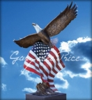 On The Wings Of Freedom by Gary Lee Price