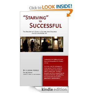 "Click here to view ""Starving"" to Successful on Amazon.com"