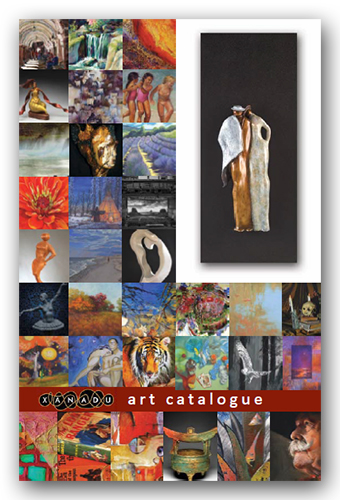Xanadu Gallery's Art Catalogue