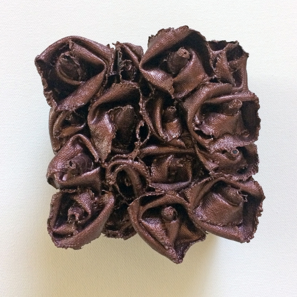 Garden of Roses #67 Black Cherry Delight by Andrea Clay Cook