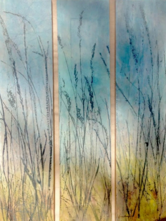 Autumn of the Day by Linda Snouffer,Botanical Printmaker