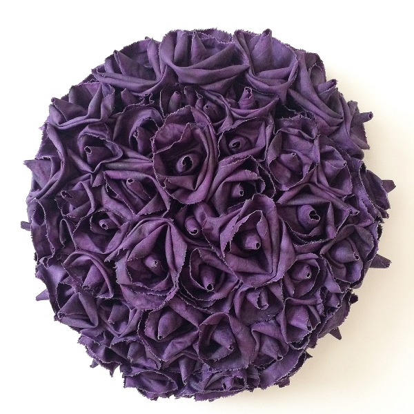 Garden of Roses #141 Purple Passion by Andrea Clay Cook