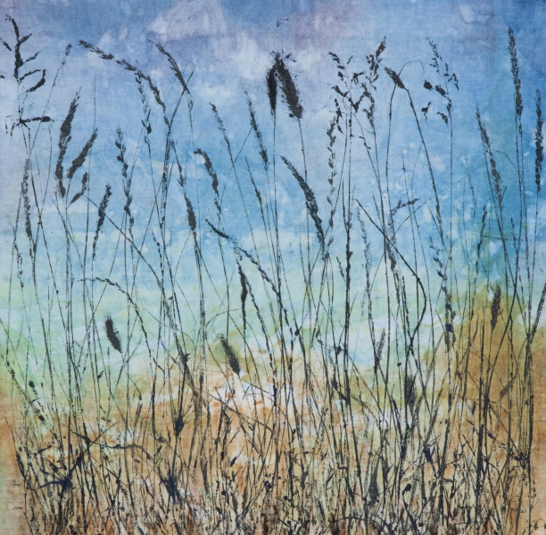 A New Day by Linda Snouffer,Botanical Printmaker