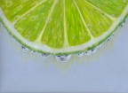 Slice of Lime by Cristal Baldwin