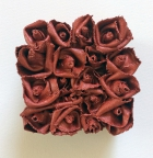Garden of Roses #65 Scarlet by Andrea Clay Cook