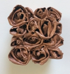 Garden of Roses #68 Copper Pennies by Andrea Clay Cook