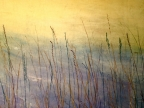 Veiled Daybreak by Linda Snouffer,Botanical Printmaker