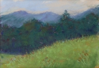 Blue Ridge by Jane E Voorhees