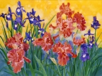 Spring Celebration by Joan Metcalf