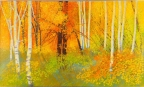 Autumn Tapestry #2 by Joan Metcalf
